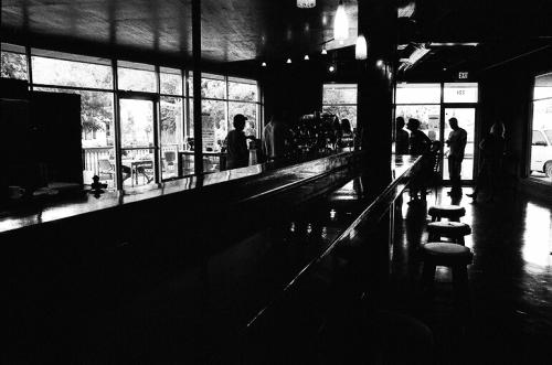 Epoch Coffee: Opening Day by clickykbd, Flickr. CC 2.0 Attribution.